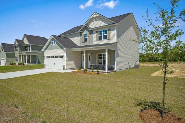 313 White Dove Drive, Hubert, NC 28539 (MLS #100197618) :: Coldwell Banker Sea Coast Advantage