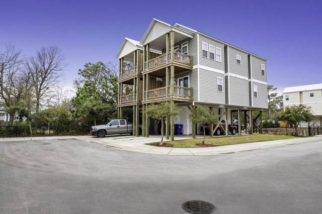 207b Bridgeview Court, Surf City, NC 28445 (MLS #100199347) :: The Oceanaire Realty