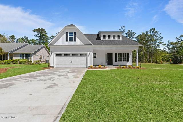 313 Long Leaf Drive, Hampstead, NC 28443 (MLS #100200546) :: The Keith Beatty Team