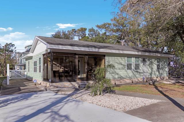 303 Keziah Street, Oak Island, NC 28465 (MLS #100201302) :: Coldwell Banker Sea Coast Advantage