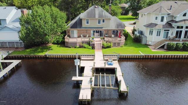 2412 Turtle Bay Drive, New Bern, NC 28562 (MLS #100202238) :: The Chris Luther Team