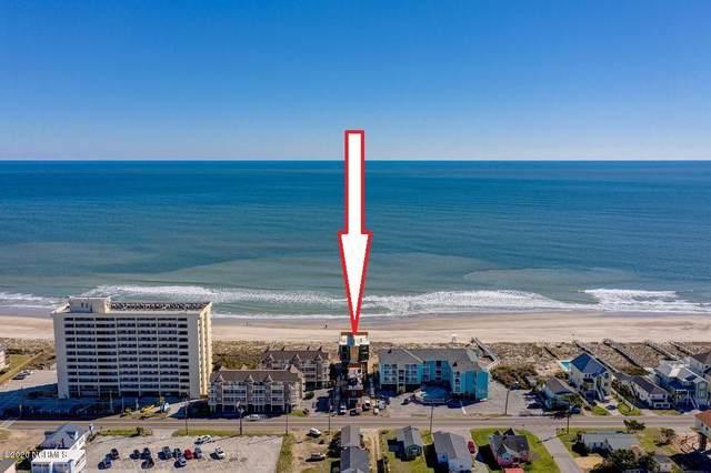 1415 S Lake Park Boulevard #1, Carolina Beach, NC 28428 (MLS #100203453) :: Thirty 4 North Properties Group