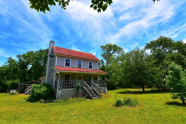 889 Upper Neck Road, Bayboro, NC 28515 (MLS #100203925) :: Courtney Carter Homes