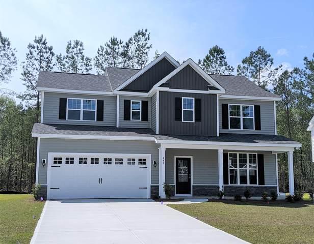 448 Jasmine Way, Burgaw, NC 28425 (MLS #100204147) :: Castro Real Estate Team