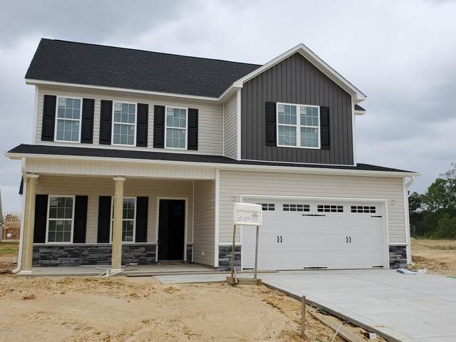 2714 Brittia Lane, Winterville, NC 28590 (MLS #100204396) :: The Keith Beatty Team
