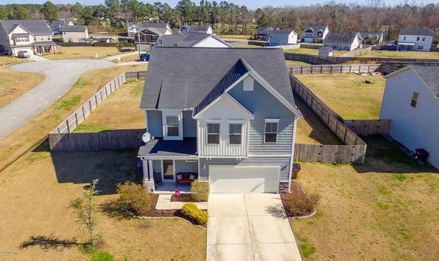 107 Moss Creek Drive, Jacksonville, NC 28540 (MLS #100205355) :: The Keith Beatty Team