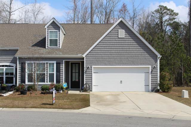616 Cambeck Drive SE #5, Leland, NC 28451 (MLS #100207670) :: The Keith Beatty Team
