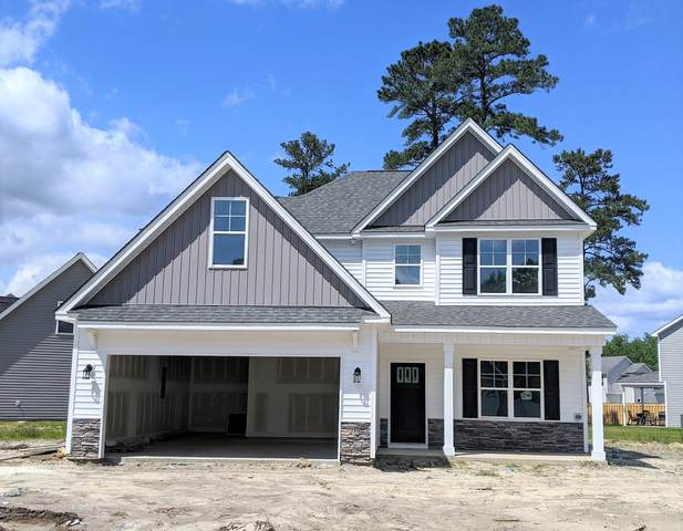 439 Jasmine Way, Burgaw, NC 28425 (MLS #100209710) :: Donna & Team New Bern