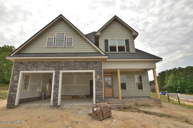 12 Ashlar Court, Rocky Mount, NC 27804 (MLS #100209717) :: David Cummings Real Estate Team