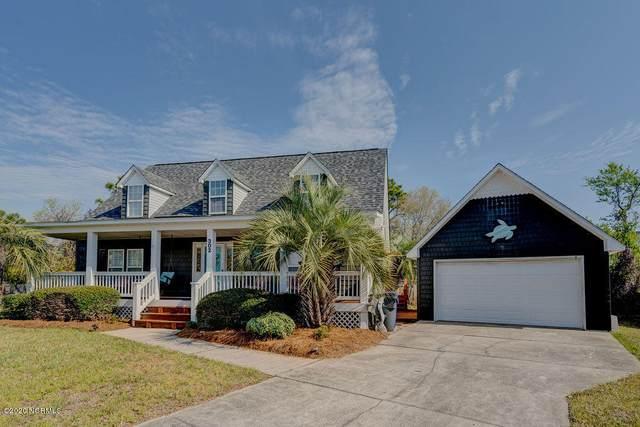 302 Bay Court, Carolina Beach, NC 28428 (MLS #100210304) :: The Oceanaire Realty