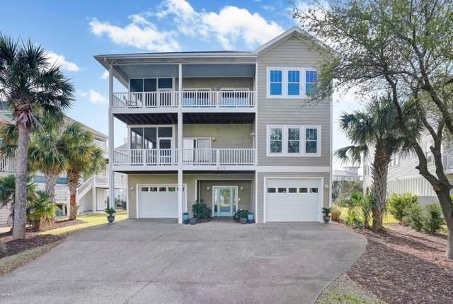 420 Marina Street, Carolina Beach, NC 28428 (MLS #100210624) :: The Keith Beatty Team