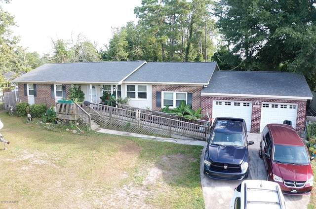 222 Mohawk Trail, Wilmington, NC 28409 (MLS #100211122) :: Carolina Elite Properties LHR