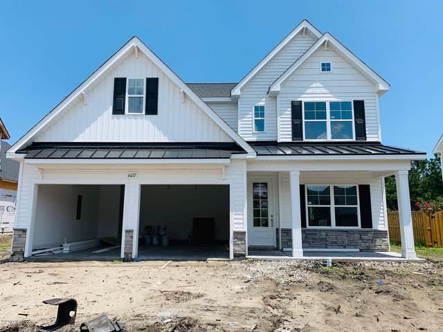 6037 Sweet Gum Drive, Wilmington, NC 28409 (MLS #100211299) :: Carolina Elite Properties LHR