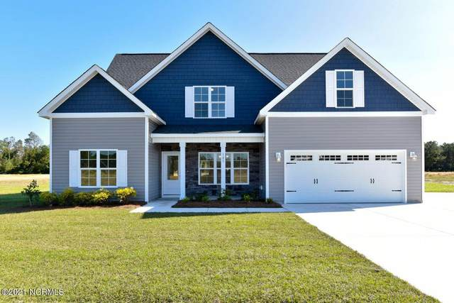 492 Old 30 Road, Jacksonville, NC 28546 (MLS #100212061) :: Shapiro Real Estate Group