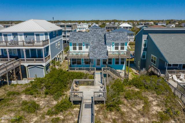 2711 W Beach Drive, Oak Island, NC 28465 (MLS #100212192) :: Courtney Carter Homes