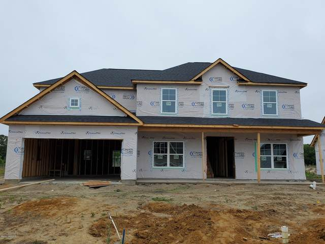2719 Brittia Lane, Winterville, NC 28590 (MLS #100212993) :: The Keith Beatty Team