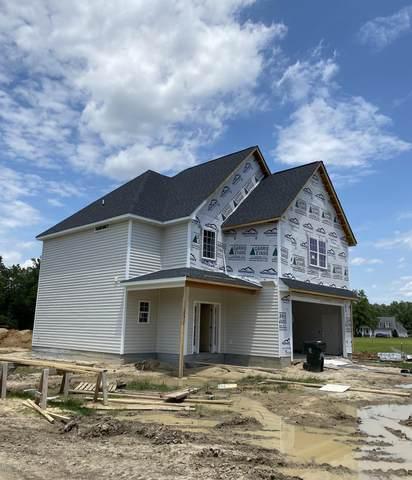 3215 Bessemer Drive, Greenville, NC 27858 (MLS #100213207) :: Thirty 4 North Properties Group