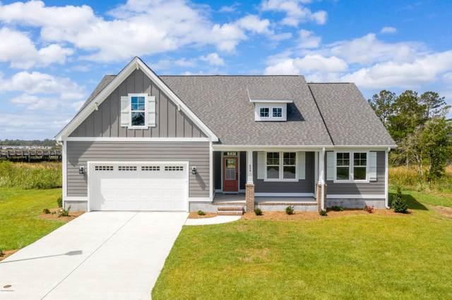 659 Fishermans Point, Newport, NC 28570 (MLS #100216545) :: Berkshire Hathaway HomeServices Hometown, REALTORS®