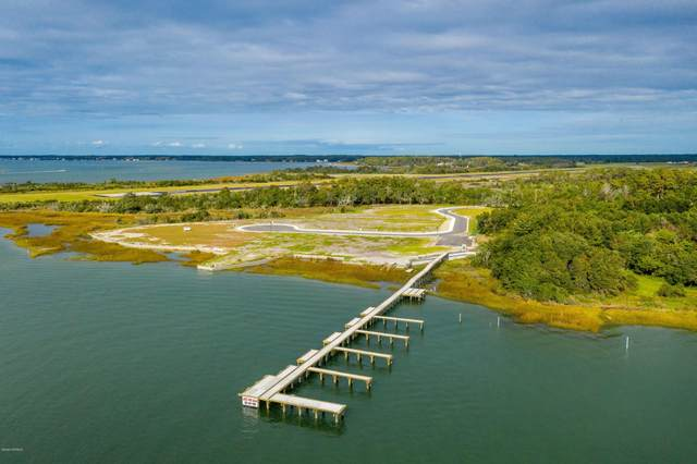 124 Gallants Point Road, Beaufort, NC 28516 (MLS #100217497) :: Liz Freeman Team