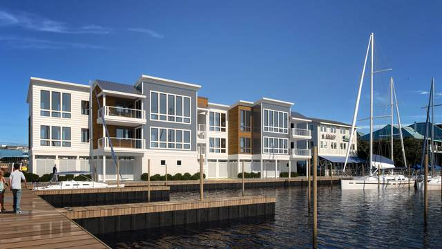 2 Marina Street A, Wrightsville Beach, NC 28480 (MLS #100217652) :: Welcome Home Realty