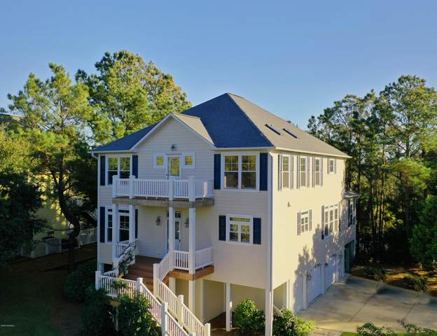 304 Lord Berkeley Drive, Emerald Isle, NC 28594 (MLS #100218342) :: Castro Real Estate Team