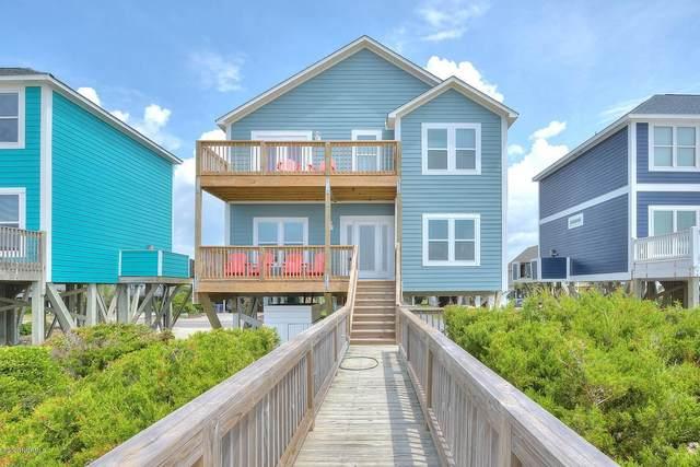 2209 E Beach Drive, Oak Island, NC 28465 (MLS #100218650) :: Berkshire Hathaway HomeServices Myrtle Beach Real Estate