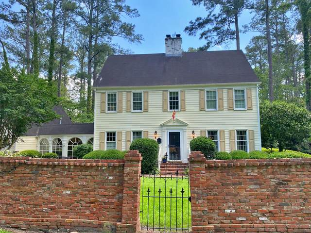 4001 Country Club Road, Trent Woods, NC 28562 (MLS #100219873) :: Donna & Team New Bern