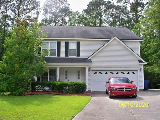 111 Twin Creek Lane, Havelock, NC 28532 (MLS #100220003) :: RE/MAX Elite Realty Group