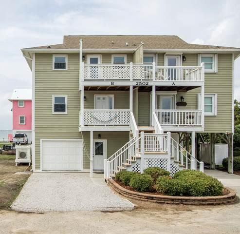 2502 Emerald Drive W, Emerald Isle, NC 28594 (MLS #100220049) :: Courtney Carter Homes