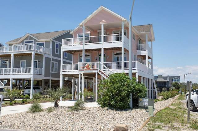 1002 W Beach Drive, Oak Island, NC 28465 (MLS #100220600) :: Berkshire Hathaway HomeServices Myrtle Beach Real Estate