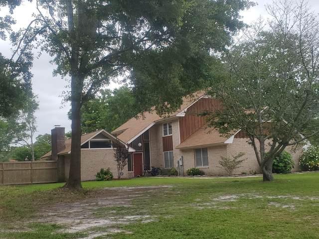 4505 Spring View Drive, Wilmington, NC 28405 (MLS #100221599) :: CENTURY 21 Sweyer & Associates