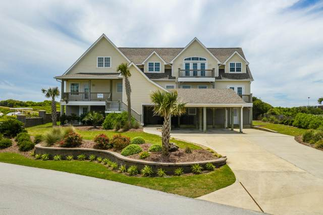 103 Bay Street, Pine Knoll Shores, NC 28512 (MLS #100222137) :: The Bob Williams Team