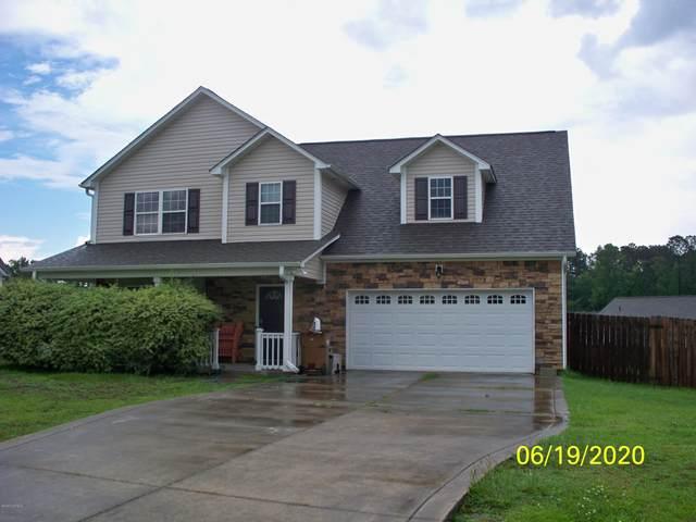 302 Forbes Lane, Jacksonville, NC 28540 (MLS #100222346) :: Courtney Carter Homes