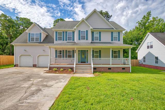 331 Osprey Point Drive, Sneads Ferry, NC 28460 (MLS #100222973) :: Castro Real Estate Team