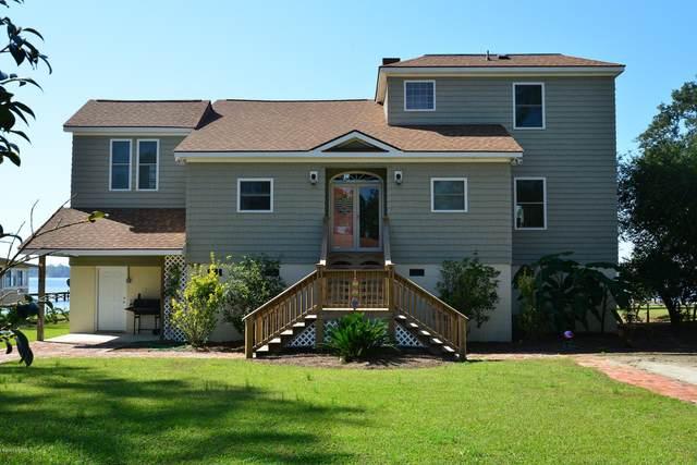 196 Shady Banks Beach Road, Washington, NC 27889 (MLS #100226839) :: Berkshire Hathaway HomeServices Hometown, REALTORS®