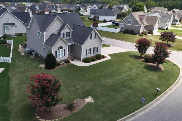 4309 Brookfield Drive NW, Wilson, NC 27893 (MLS #100227065) :: Berkshire Hathaway HomeServices Hometown, REALTORS®