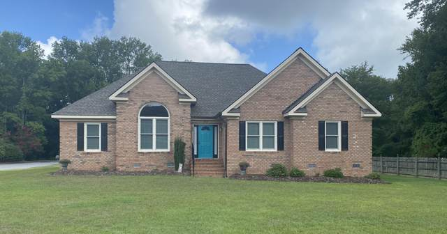 616 Chimney Hill Way, Rocky Mount, NC 27804 (MLS #100227331) :: The Tingen Team- Berkshire Hathaway HomeServices Prime Properties