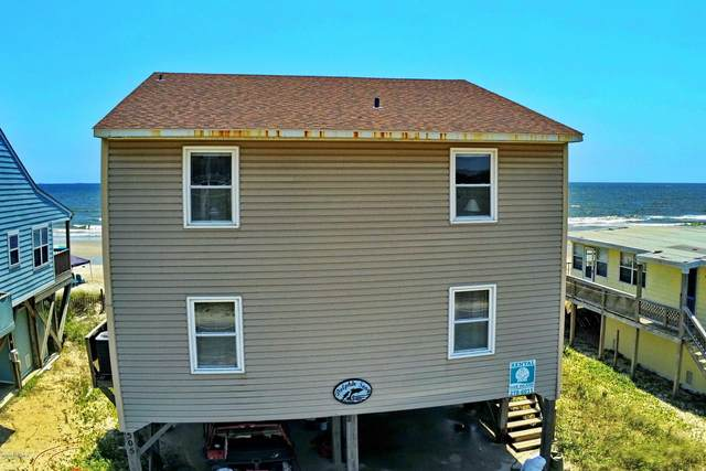 505 W Beach Drive, Oak Island, NC 28465 (MLS #100227383) :: Frost Real Estate Team