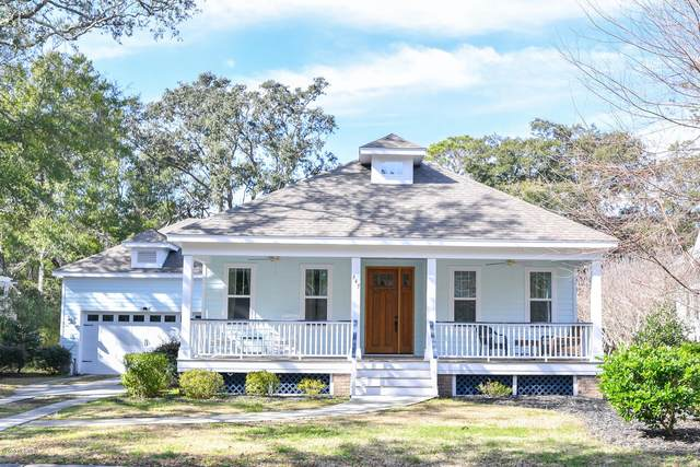347 E Brown Street, Southport, NC 28461 (MLS #100228732) :: Lynda Haraway Group Real Estate