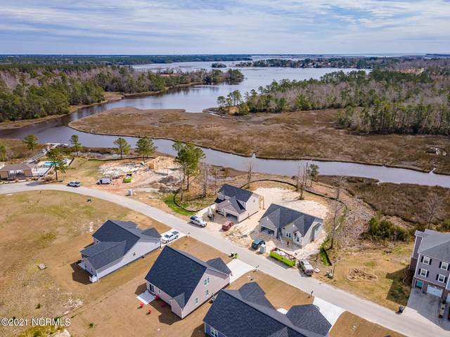 420 Garland Shores Drive, Hubert, NC 28539 (MLS #100229357) :: RE/MAX Essential