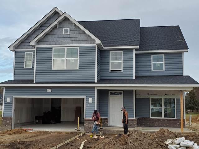 4300 Glen Castle Way, Winterville, NC 28590 (MLS #100229647) :: The Rising Tide Team