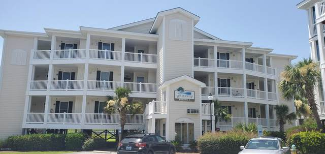 1135 Park Road SW #4201, Sunset Beach, NC 28468 (MLS #100229777) :: The Oceanaire Realty