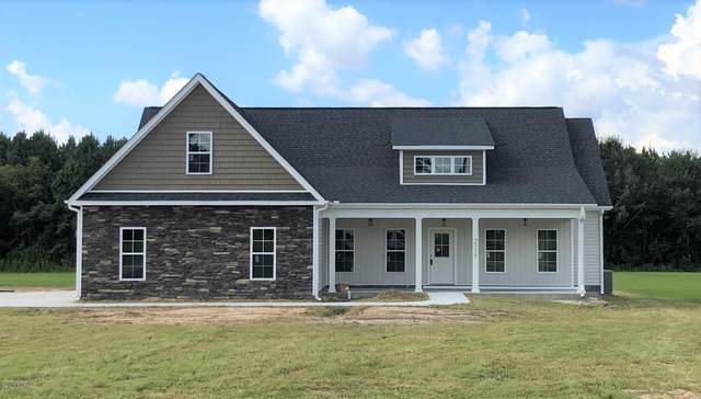 2117 Harris Ridge Road, Winterville, NC 28590 (MLS #100230487) :: David Cummings Real Estate Team