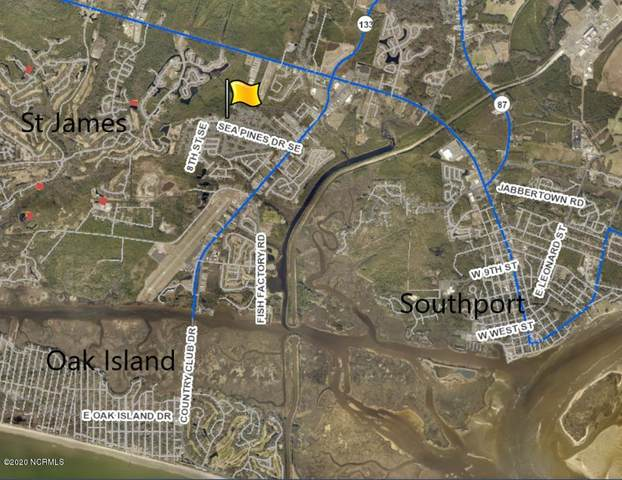 1.25 Acres Southgate Boulevard SE, Southport, NC 28461 (MLS #100230858) :: Great Moves Realty