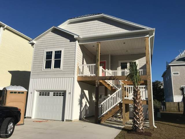 1503 Pinfish Lane, Carolina Beach, NC 28428 (MLS #100231776) :: The Legacy Team