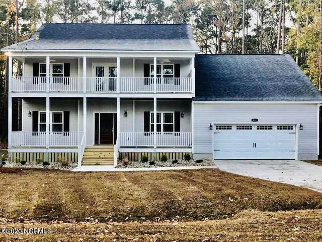 414 Great Oaks Drive, Hubert, NC 28539 (MLS #100231960) :: Castro Real Estate Team