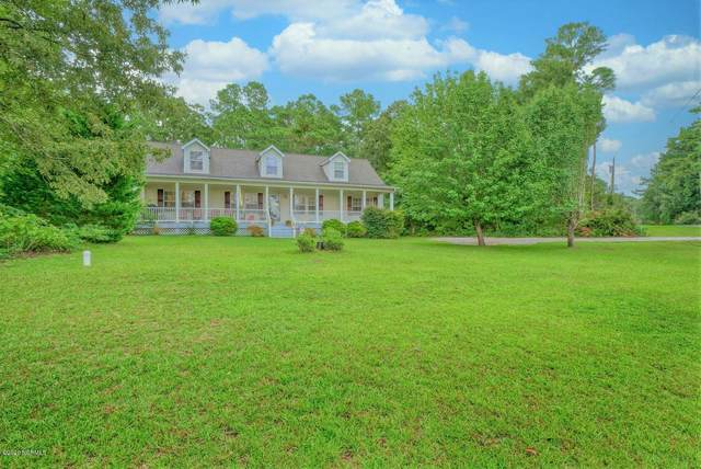418 Indian Bluff Drive, Arapahoe, NC 28510 (MLS #100232081) :: Castro Real Estate Team