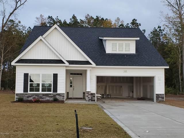 408 Holly Grove Drive, Winterville, NC 28590 (MLS #100233379) :: CENTURY 21 Sweyer & Associates