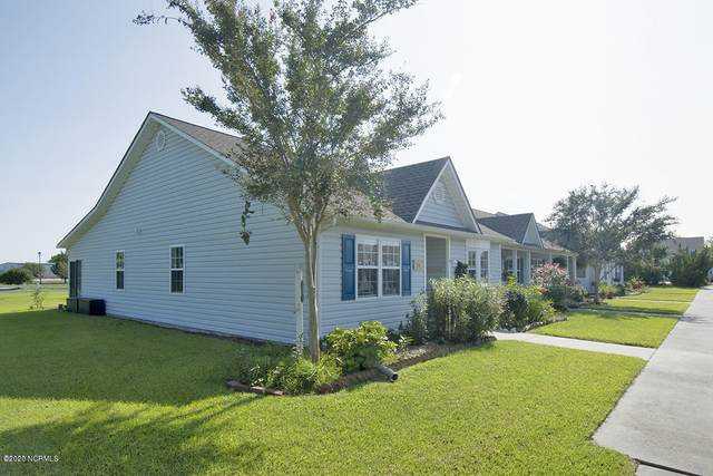 1104 Courtyard W #1104, Newport, NC 28570 (MLS #100234993) :: Stancill Realty Group