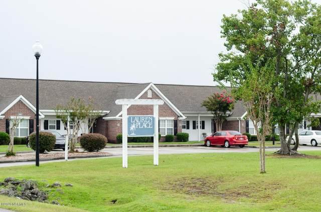 3011 Lauren Place Drive #102, Wilmington, NC 28405 (MLS #100235843) :: Coldwell Banker Sea Coast Advantage